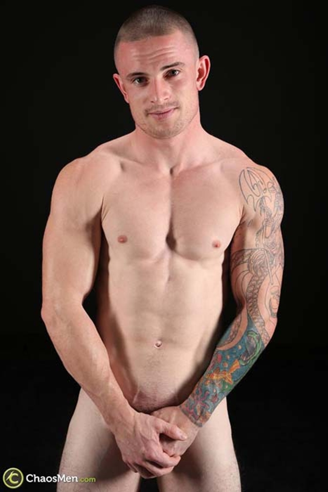 Chaos-Men-shaved-head-tattoos-Palmer-US-Marine-military-Fireman-Policeman-guy-thick-cock-010-male-tube-red-tube-gallery-photo