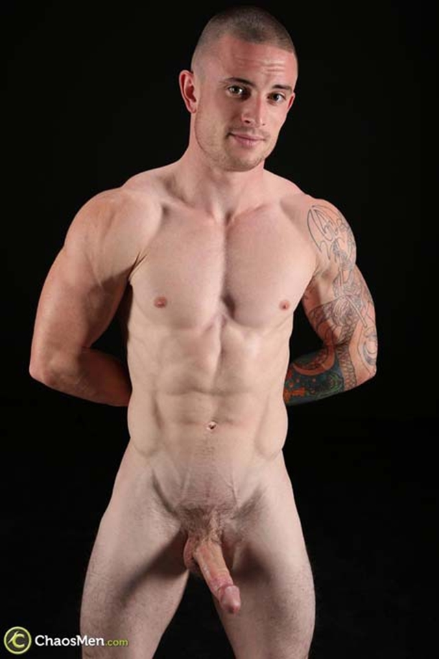 Chaos-Men-shaved-head-tattoos-Palmer-US-Marine-military-Fireman-Policeman-guy-thick-cock-012-male-tube-red-tube-gallery-photo