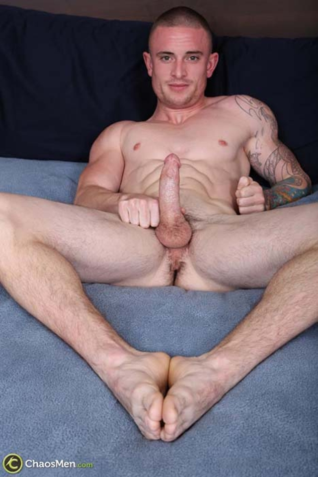 Chaos-Men-shaved-head-tattoos-Palmer-US-Marine-military-Fireman-Policeman-guy-thick-cock-015-male-tube-red-tube-gallery-photo