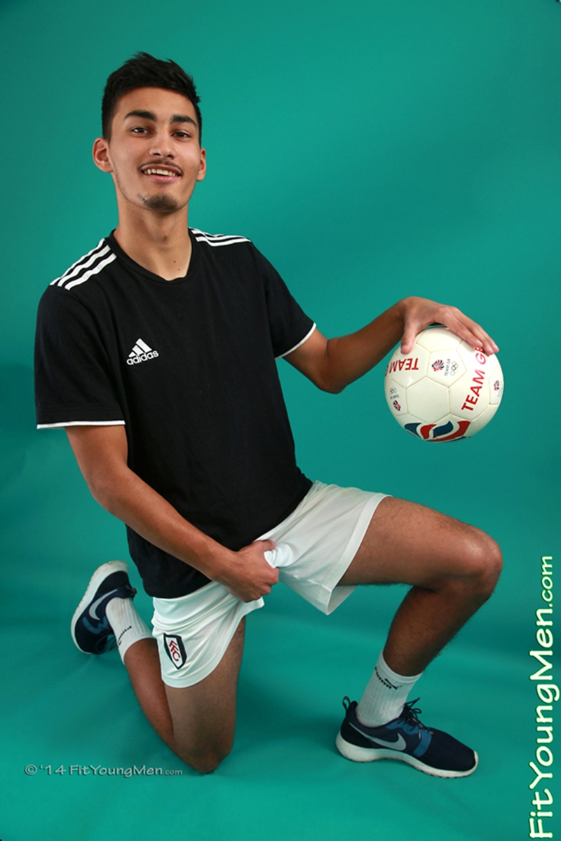 Burlington liam footballer