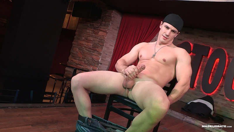 Clip gay muscle