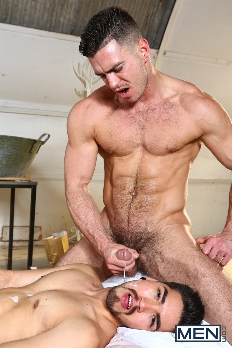 Naked horny hairy penis xxx old gay man