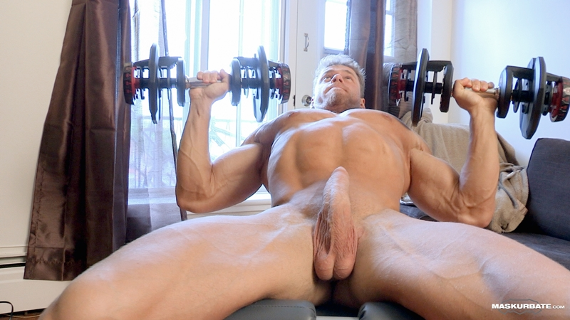 Big dick exercise
