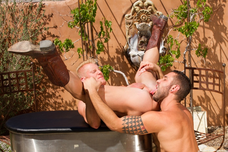 RagingStallion-naked-men-Letterio-Amadeo-Johnny-V-butt-cheek-hairy-chest-fat-10-inch-hard-erect-big-cock-fucking-washboard-abs-09-gay-porn-star-sex-video-gallery-photo