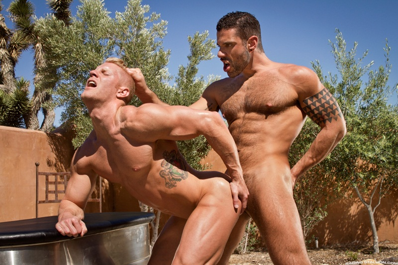 RagingStallion-naked-men-Letterio-Amadeo-Johnny-V-butt-cheek-hairy-chest-fat-10-inch-hard-erect-big-cock-fucking-washboard-abs-14-gay-porn-star-sex-video-gallery-photo