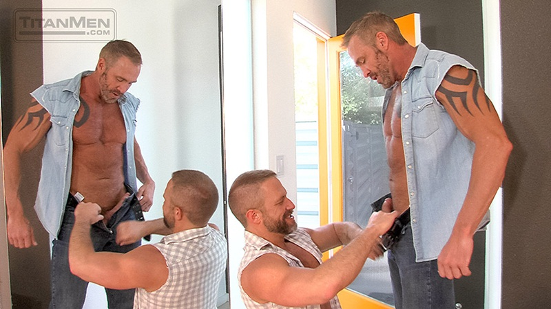 TitanMen-naked-rough-muscle-hunks-Dirk-Caber-Dallas-Steele-blue-balls-sucks-fucks-bottom-bubble-butt-ass-cheeks-rimming-cum-01-gay-porn-star-sex-video-gallery-photo