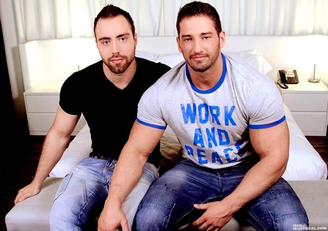 Christian Power and Alec Leduc