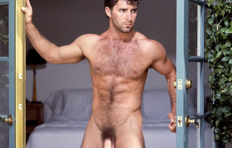 Hairy chested Colt Icon Rich Koch