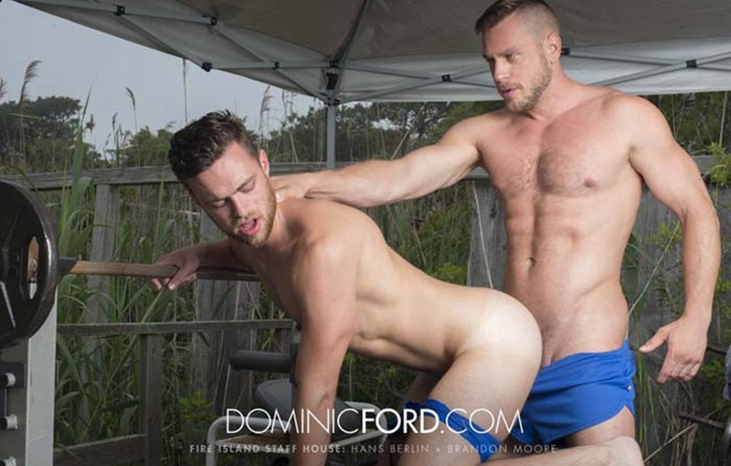 Hans Berlin and Brandon Moore