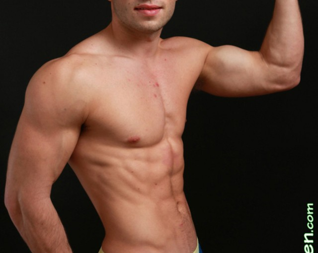 Young Sporty Nude Men