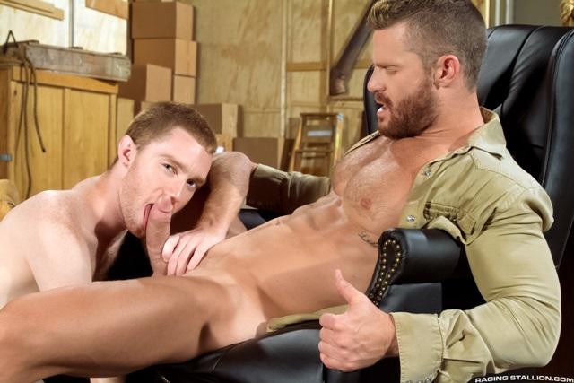 Landon Conrad and Seamus O'Reilly