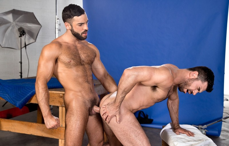 Billy Santoro and Abraham Al Malek