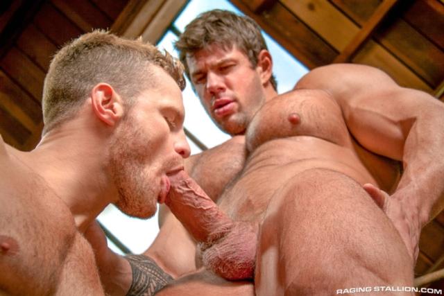 Zeb Atlas and Landon Conrad