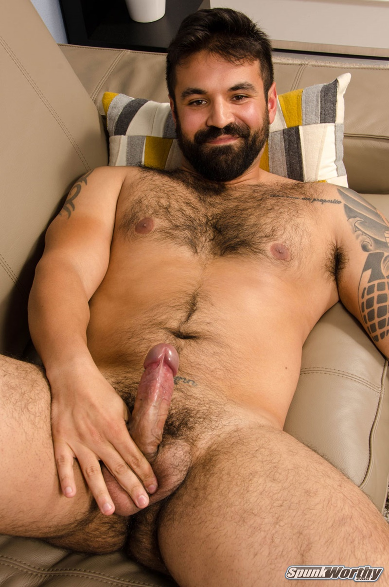Spunkworthy-hairy-chest-hunk-tattoo-Freddy-military-guy-jerking-shaved-men-pubes-big-uncut-cock-thick-cum-load-orgasm-jizz-020-gay-porn-sex-gallery-pics-video-photo