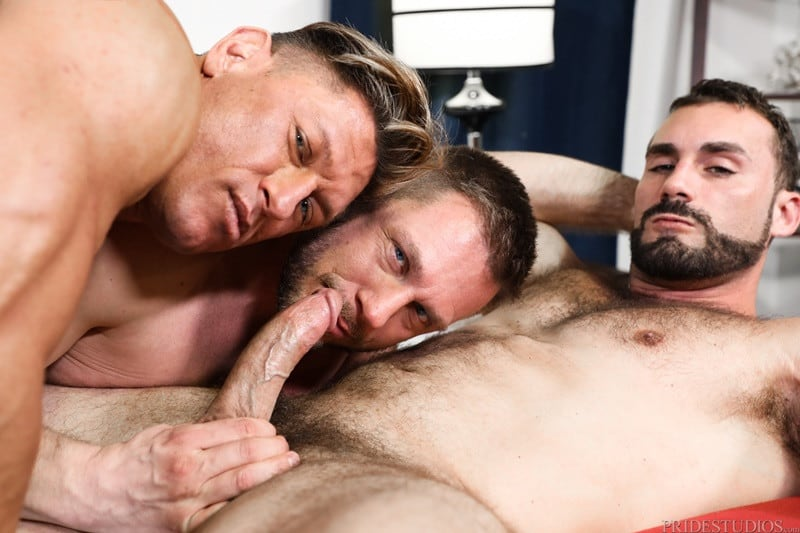 Hardcore Big Dick Threesome