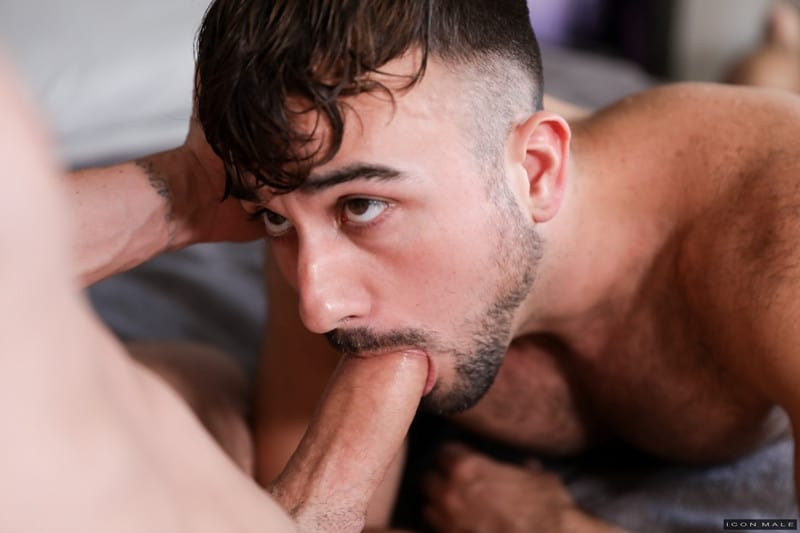 Men for Men Blog Mason-Lear-Michael-Stax-naked-sexy-body-fucking-big-dick-sucking-anal-rimming-shower-IconMale-002-gay-porn-pictures-gallery Mason Lear takes advantage of naked Michael Stax's sexy body fucking him in the shower Icon Male