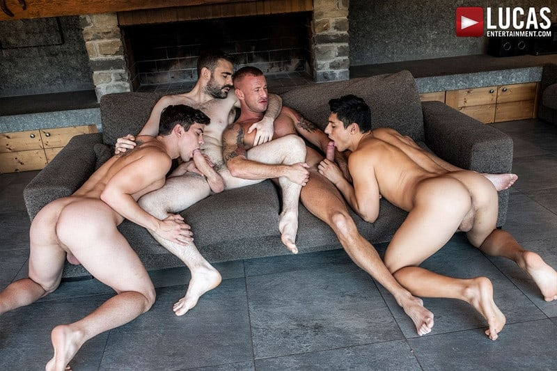 Men for Men Blog Gay-Porn-Pics-002-Dakota-Payne-Ken-Summers-Logan-Rogue-Max-Arion-Hardcore-ass-fucking-orgy-LucasEntertainment Hardcore ass fucking orgy with Dakota Payne, Ken Summers, Logan Rogue and Max Arion Lucas Entertainment