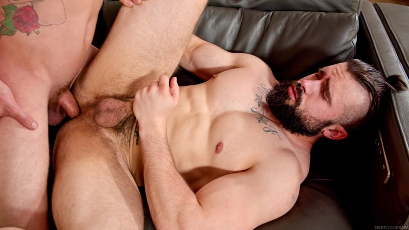 Hot-young-tattooed-stud-Ryan-Jordan-fucks-bearded-Police-Officer-Mathias-smooth-bubble-ass-NextDoorStudios-014-Gay-Porn-Pics